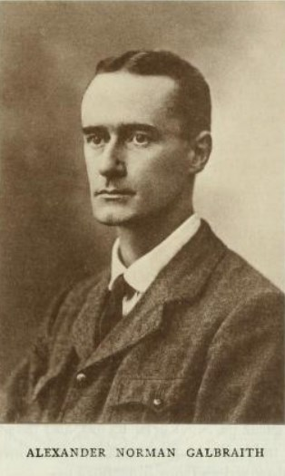 Profile picture for Alexander Norman Galbraith