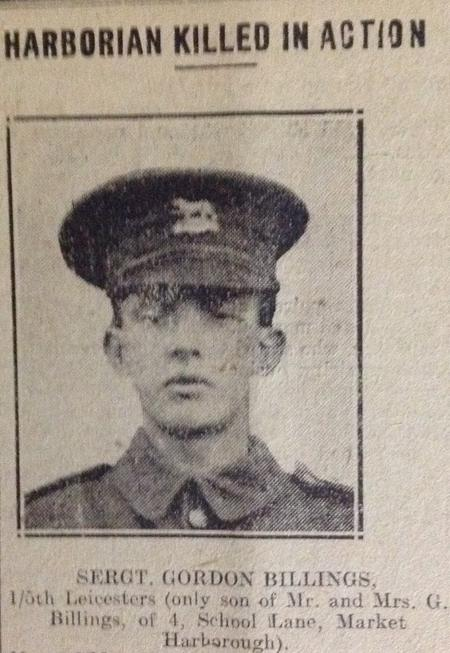 Profile picture for Gordon Billings