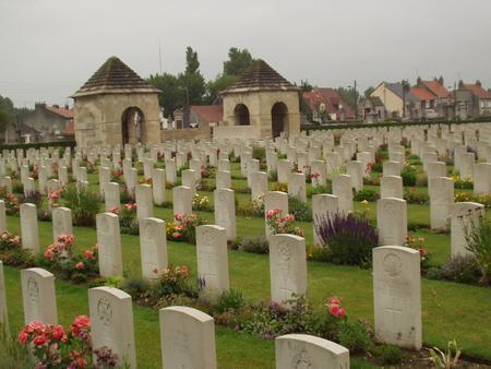 Calais Southern Cemetery, Pas de Calais, France 1