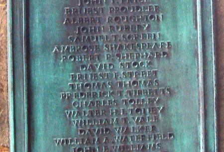 Pensnett War Memorial