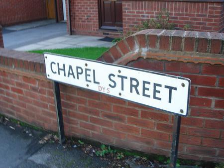 Chapel Street, Pensnett