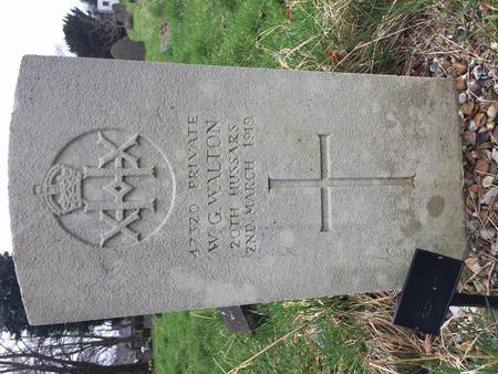 Walton Grave