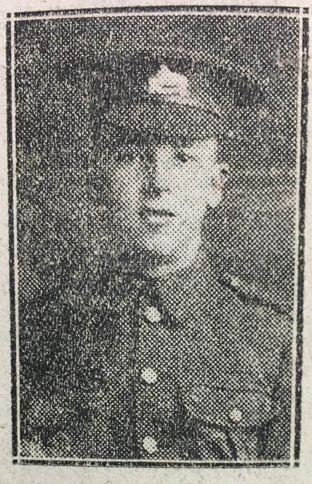 Profile picture for Alfred Gordon Hall