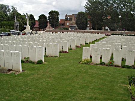 Merville Communal Cemetery, Nord, France 2