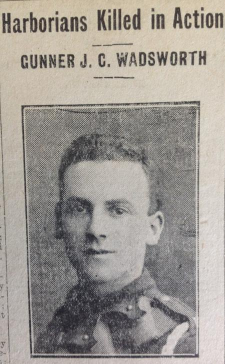 Profile picture for John Charles Wadsworth