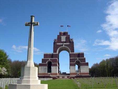 Thiepval Memorial.