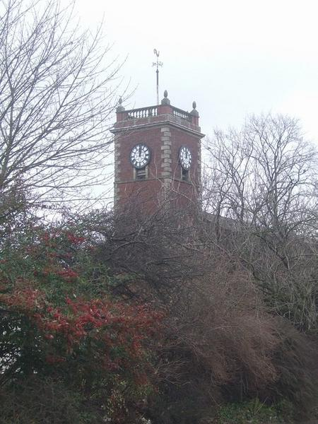 Tower of St Thomas's parish church, Wednesfield