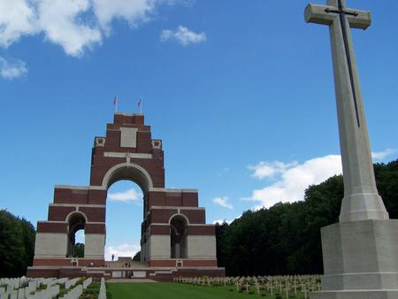 Thiepval Memorial, Somme, France 3