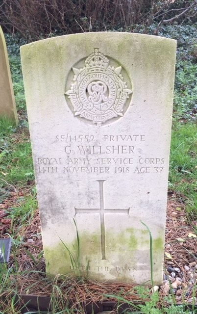 Profile picture for George Willsher