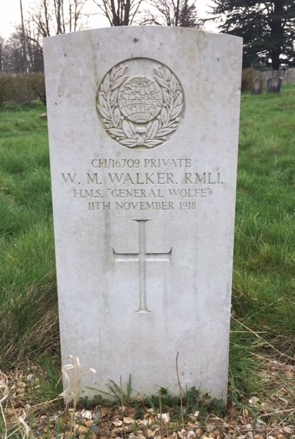 Walker Grave