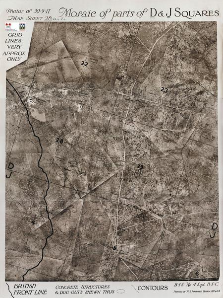 Broodseinde RFC Photo 10.1917