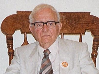 Donald Hardie at 80