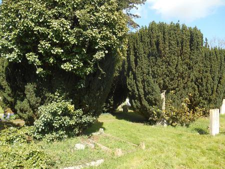 Robert Smith, Grave location, Trumpington