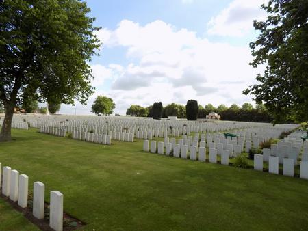 New Irish Farm Cemetery, West-Vlaanderen 1