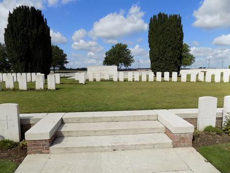 New Irish Farm Cemetery, West-Vlaanderen 3