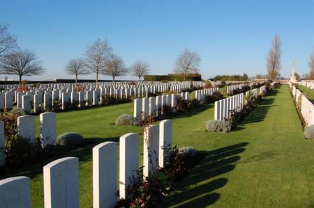 New Irish Farm Cemetery, West-Vlaanderen 4