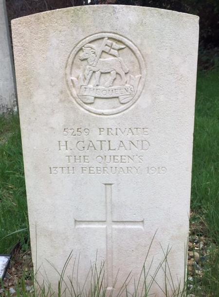 Profile picture for Herbert Gatland