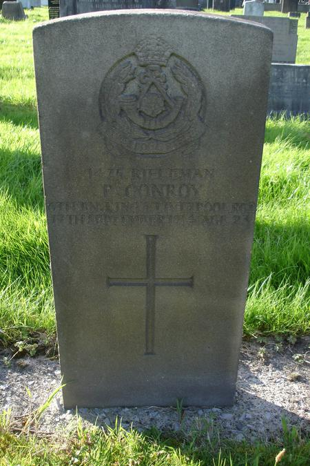 Profile picture for Peter Conroy