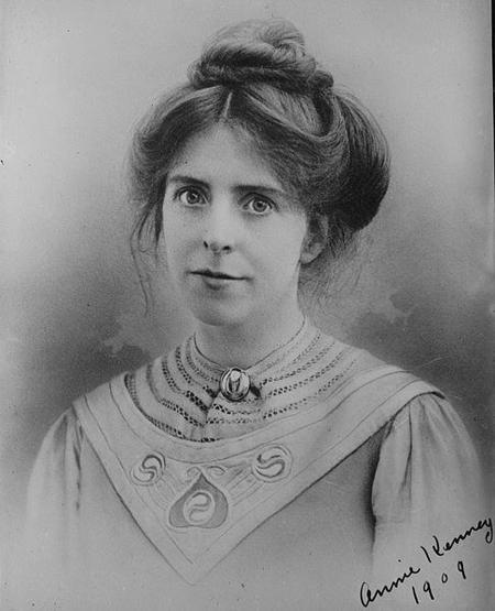 Profile picture for Annie Kenney