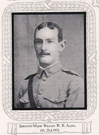 Profile picture for William Wallace Bentley Allen