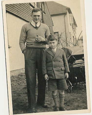 Arthur and Harry Gibson
