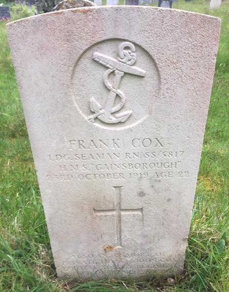 Profile picture for Frank Cox