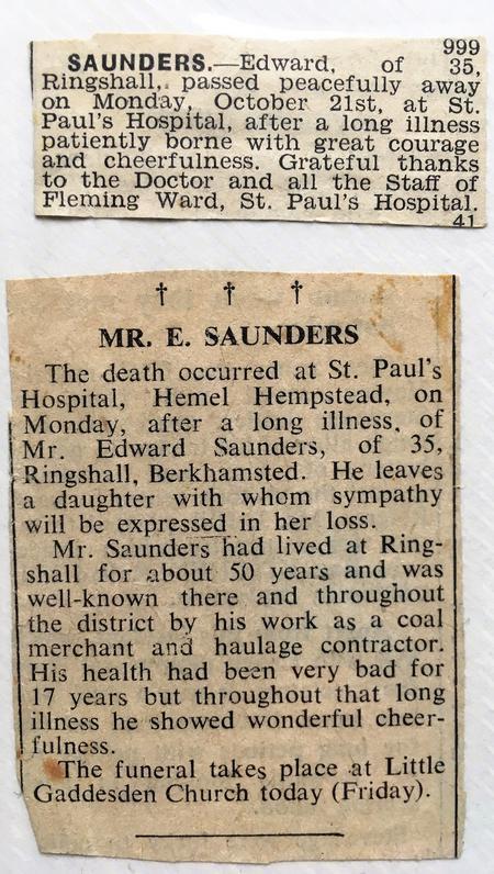 Edward's Obituary