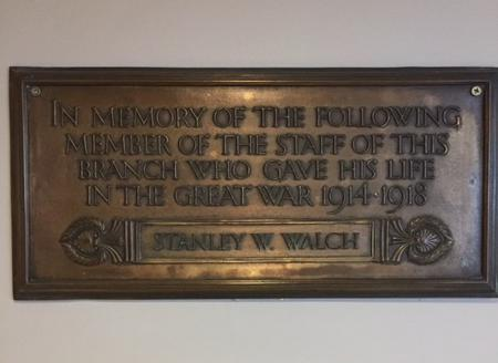 Profile picture for Stanley William Walch