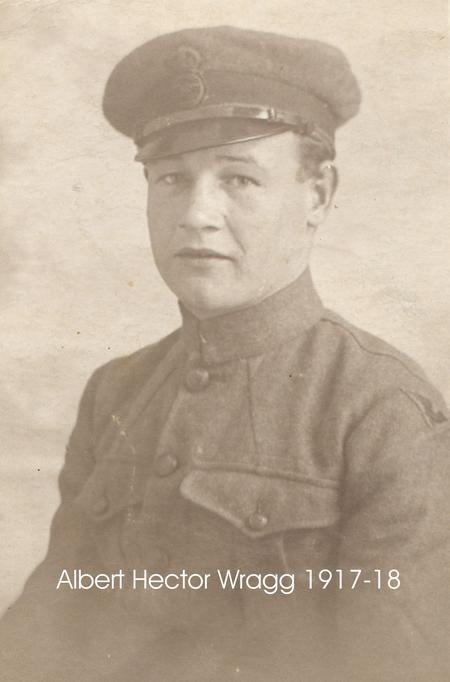 Profile picture for Albert Hector Wragg