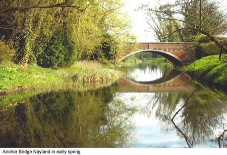 Anchor Bridge, Nayland, Suffolk