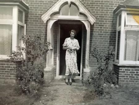 Edna at Barkham