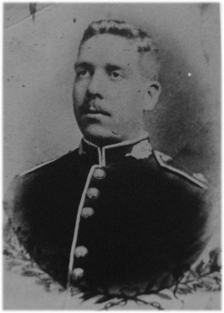 Thomas Johnson - Scots Guards probably circa 1905