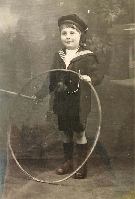 Edward's son Alec