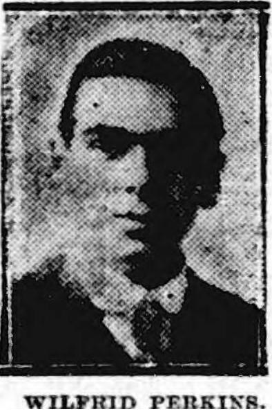 Profile picture for Wilfrid Harold Perkins