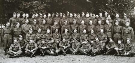 The Little Gaddesden Home Guard 1942