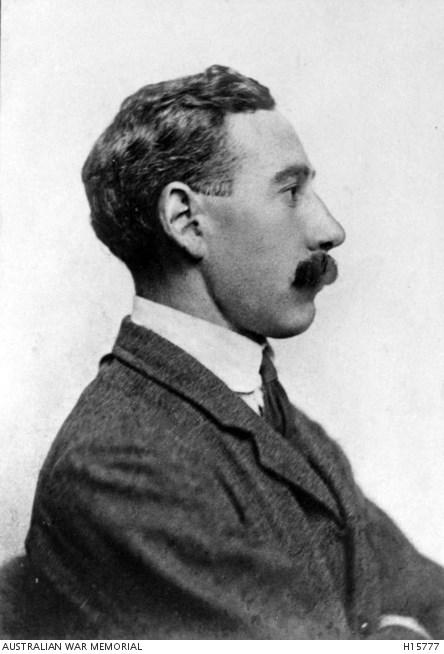 Profile picture for John Lionel Calvert Booth