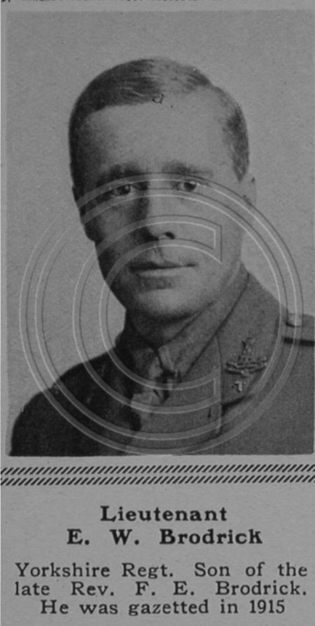Profile picture for Eric William Brodrick