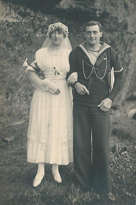 Arthur Gibson Marriage