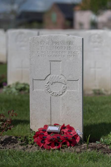 Profile picture for Thomas Arthur Morris