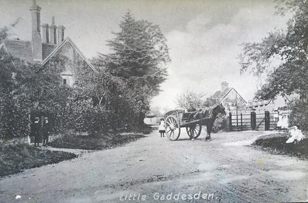 School House and Nos 20 – 23 Little Gaddesden