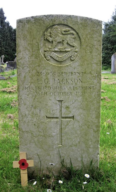 Profile picture for Edmund Gaine Jackson