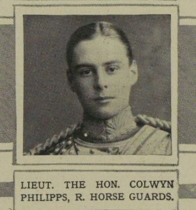 Profile picture for The Hon. Colwyn Erasmus Arnold Philipps