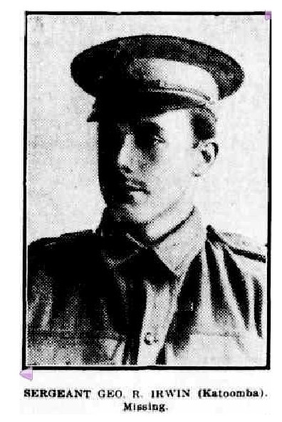 Profile picture for George Roy Irwin