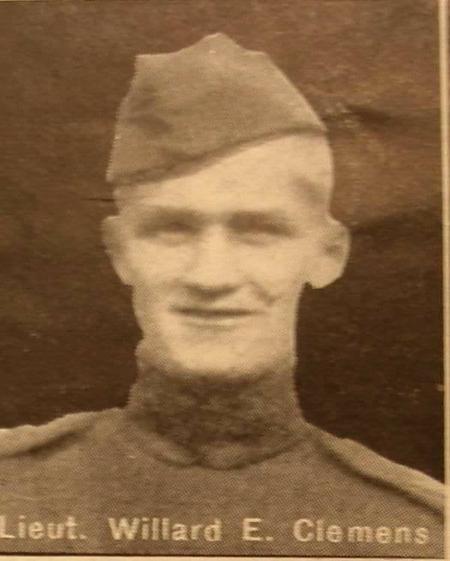 Profile picture for Willard Ewart Clemens