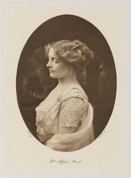 Profile picture for Violet Florence Mabel Mond,