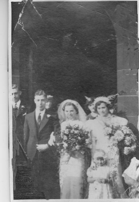 William Harris & Eleanor Oxley marry