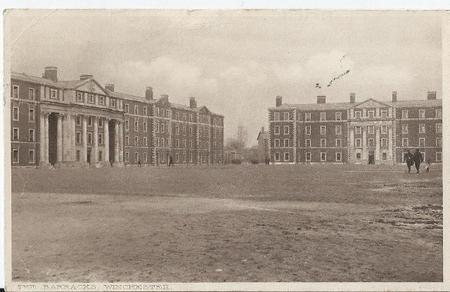 Winchester Barracks, Winchester