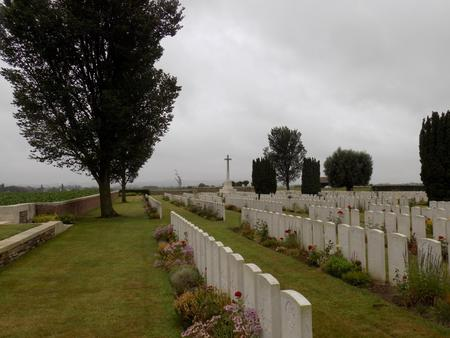 Nine Elms British Cemetery, West-Vlaanderen 1