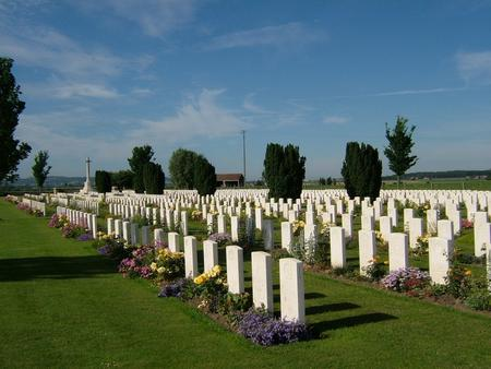 Nine Elms British Cemetery, West-Vlaanderen 2
