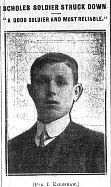 Irvin Earnshaw
